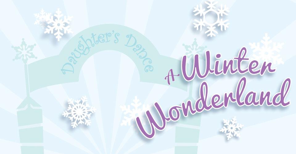 Daughters' Dance, A Winter Wonderland, 1/18/14