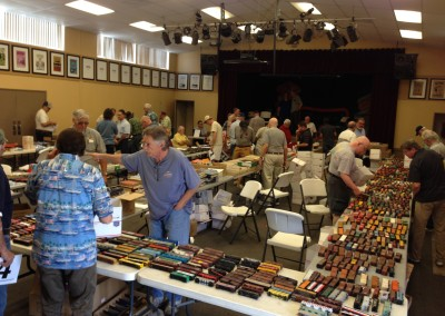 Model Train Convention