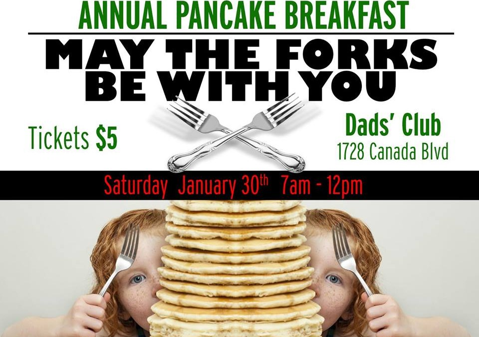 Pancake Breakfast 2016